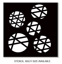 Stencil orbit-  min buy 3 multiple sizes available see drop down